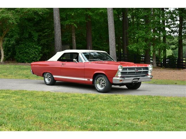 1967 Ford Fairlane (CC-1460640) for sale in Youngville, North Carolina