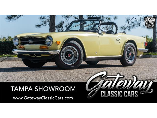 1972 Triumph TR6 (CC-1466410) for sale in O'Fallon, Illinois