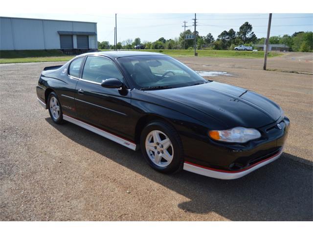 2002 Chevrolet Monte Carlo (CC-1466432) for sale in Batesville, Mississippi