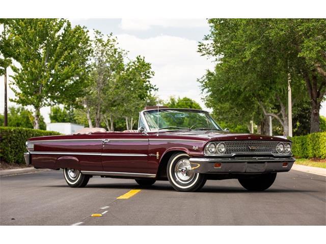 1963 Ford Galaxie (CC-1466445) for sale in Orlando, Florida