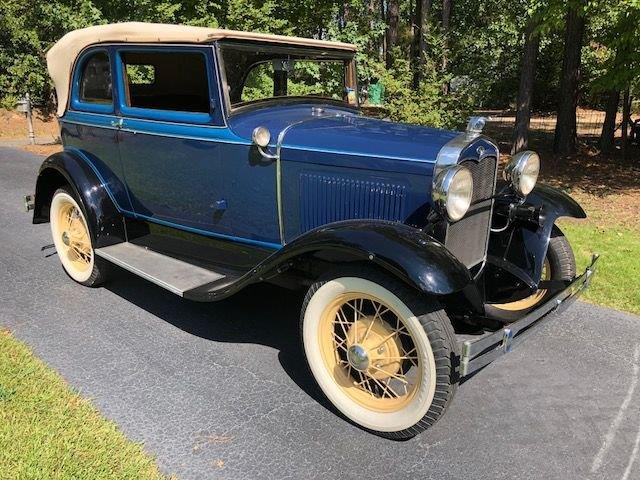 1931 Ford Model A (CC-1460645) for sale in Youngville, North Carolina