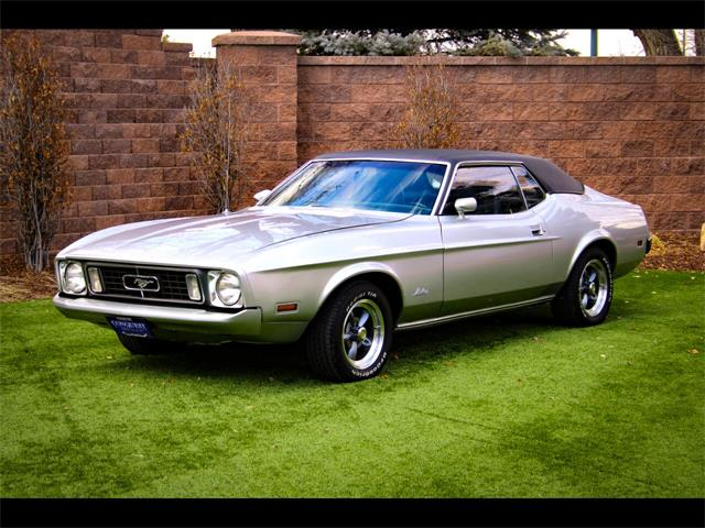 1973 Ford Mustang (CC-1466452) for sale in Greeley, Colorado