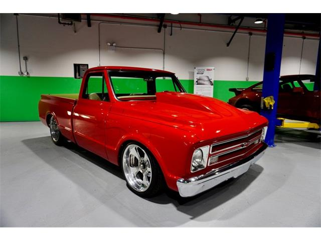 1968 Chevrolet C10 (CC-1466472) for sale in Bridgeport, Connecticut