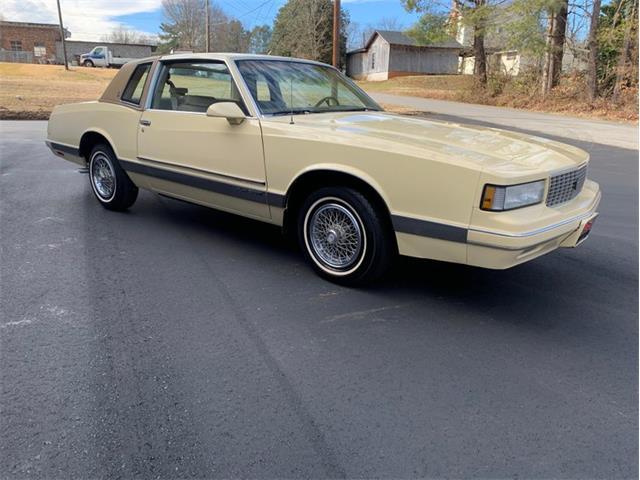 1987 Chevrolet Monte Carlo (CC-1460648) for sale in Youngville, North Carolina