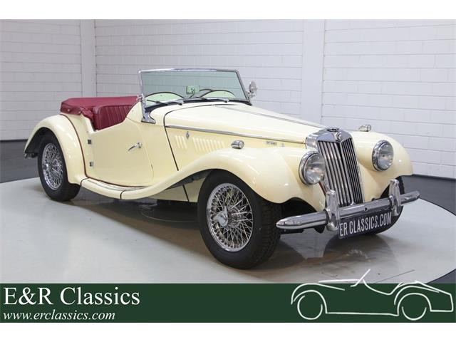 1955 MG TF (CC-1466485) for sale in Waalwijk, [nl] Pays-Bas