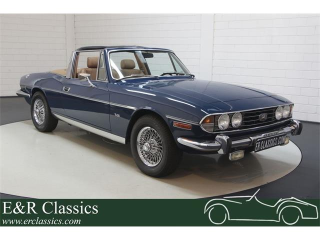 1976 Triumph Stag (CC-1466486) for sale in Waalwijk, [nl] Pays-Bas