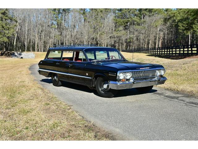1963 Chevrolet Impala (CC-1460649) for sale in Youngville, North Carolina