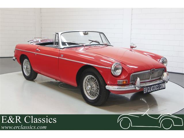 1964 MG MGB (CC-1466490) for sale in Waalwijk, [nl] Pays-Bas