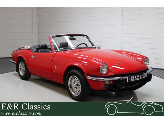 1970 Triumph Spitfire (CC-1466493) for sale in Waalwijk, [nl] Pays-Bas