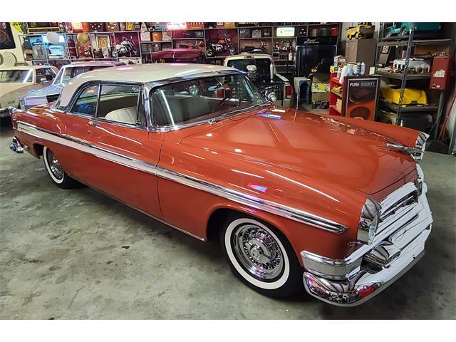 1955 Chrysler New Yorker (CC-1466496) for sale in hopedale, Massachusetts