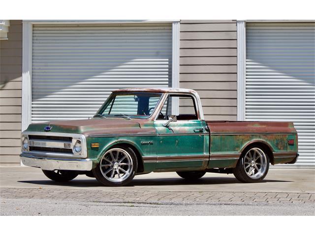 1969 Chevrolet C10 (CC-1466497) for sale in Eustis, Florida
