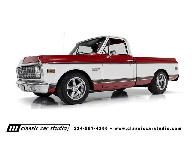 1972 Chevrolet C10 (CC-1466500) for sale in Saint Louis, Missouri