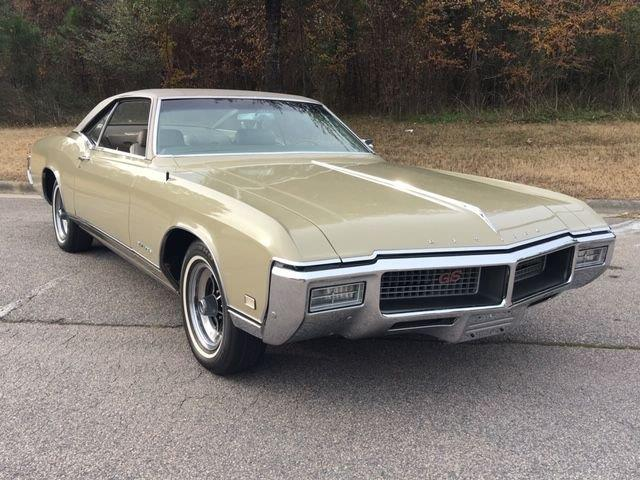 1968 Buick Riviera (CC-1460651) for sale in Youngville, North Carolina