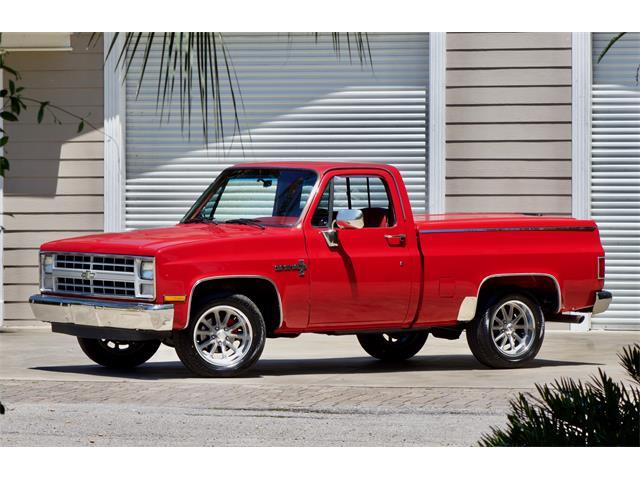 1986 Chevrolet C10 (CC-1466513) for sale in Eustis, Florida