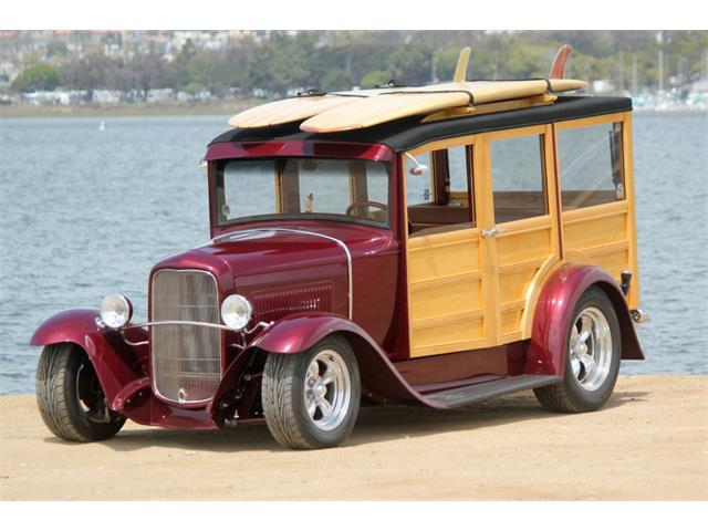 1931 Ford Model A (CC-1466520) for sale in SAN DIEGO, California