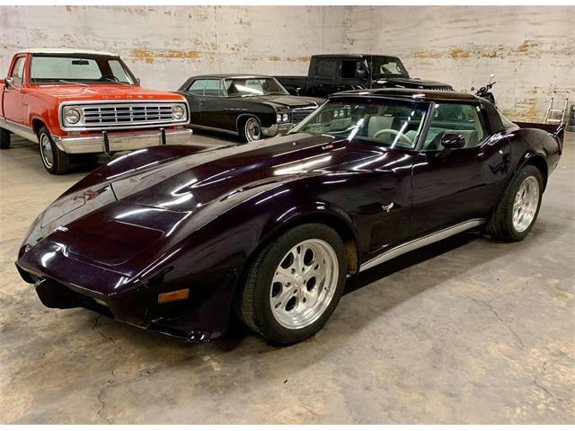 1979 Chevrolet Corvette (CC-1466521) for sale in Denison, Texas