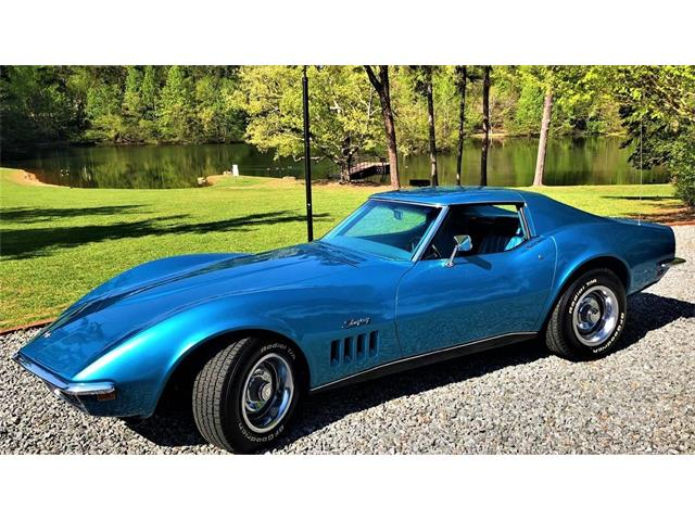 1969 Chevrolet Corvette Stingray (CC-1466528) for sale in WOODSTOCK, Georgia