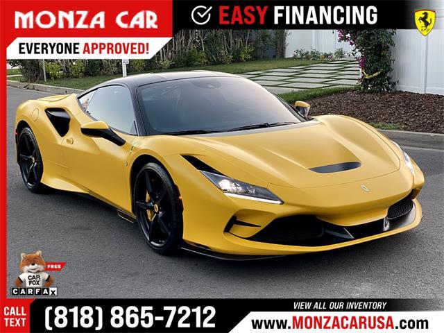 2020 Ferrari F8 Tributo (CC-1466534) for sale in Sherman Oaks, California