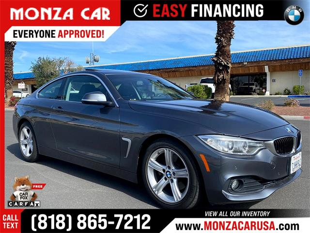 2015 BMW 428i (CC-1466536) for sale in Sherman Oaks, California