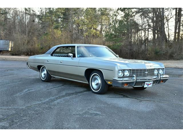 1973 Chevrolet Impala (CC-1460654) for sale in Youngville, North Carolina