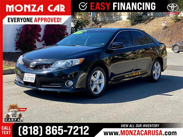2014 Toyota Camry (CC-1466541) for sale in Sherman Oaks, California