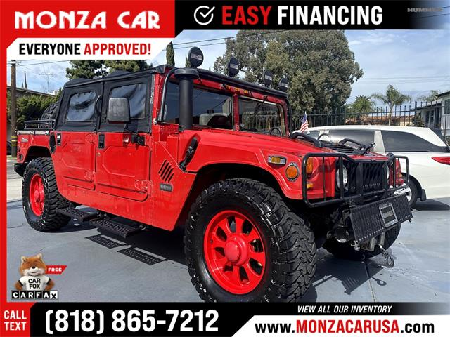 1993 Hummer H1 (CC-1466542) for sale in Sherman Oaks, California