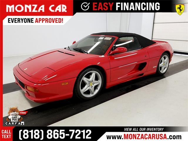 1997 Ferrari F355 Spider (CC-1466548) for sale in Sherman Oaks, California