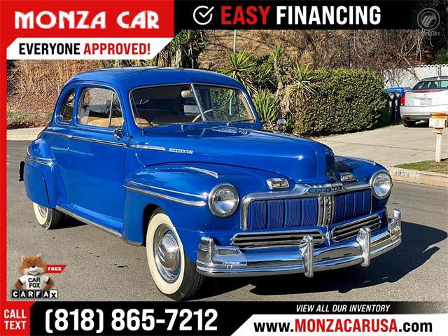 1948 Mercury Custom (CC-1466552) for sale in Sherman Oaks, California