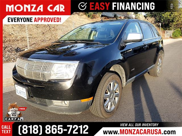 2007 Lincoln MKX (CC-1466553) for sale in Sherman Oaks, California