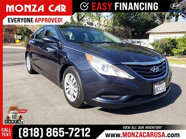 2011 Hyundai Sonata (CC-1466554) for sale in Sherman Oaks, California