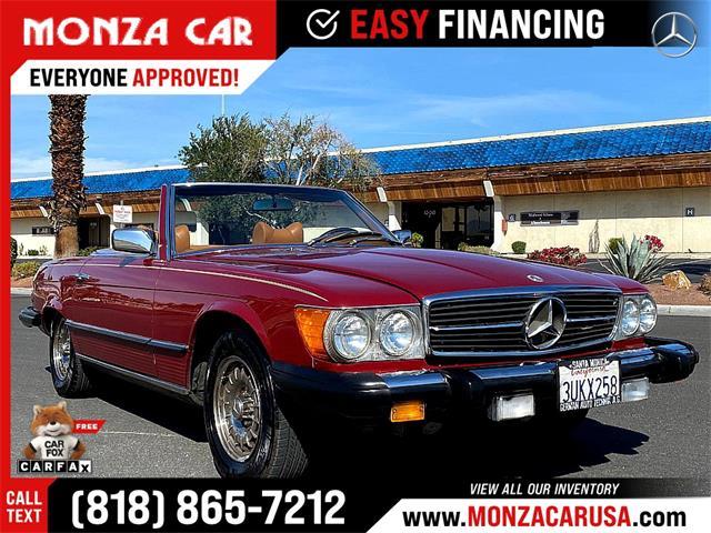 1979 Mercedes-Benz 450SL (CC-1466555) for sale in Sherman Oaks, California