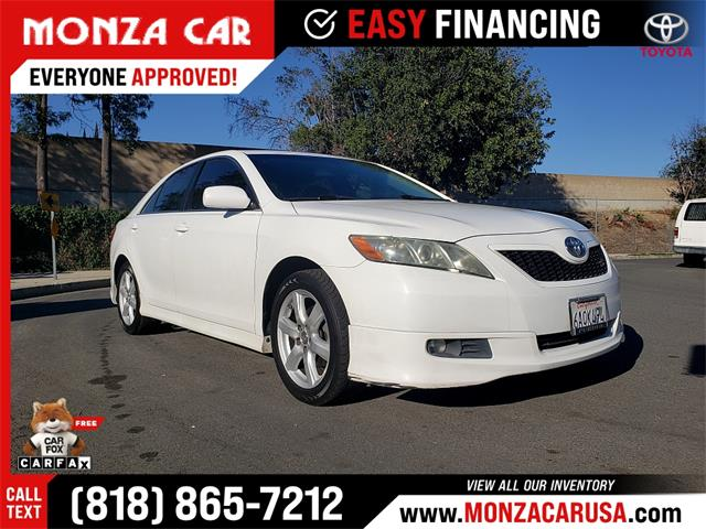 2007 Toyota Camry (CC-1466562) for sale in Sherman Oaks, California