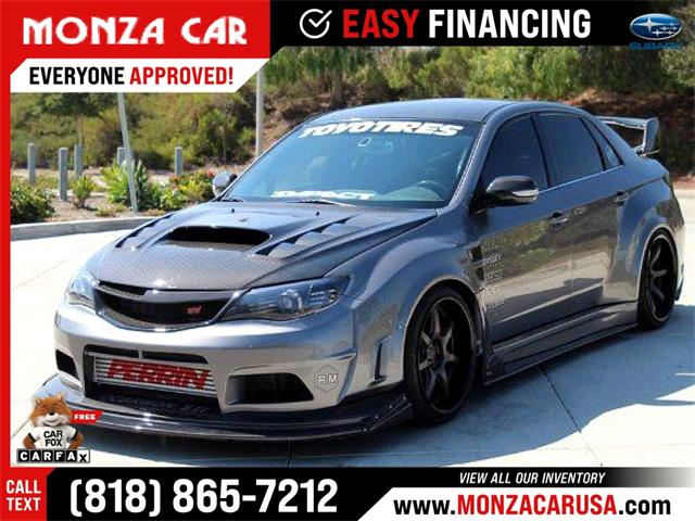 2013 Subaru WRX (CC-1466563) for sale in Sherman Oaks, California
