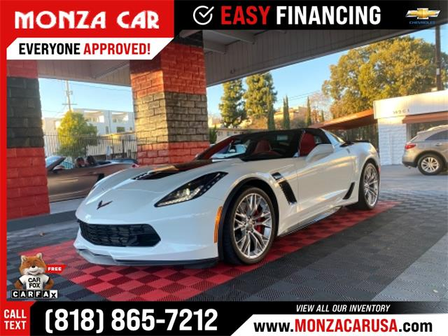 2019 Chevrolet Corvette (CC-1466568) for sale in Sherman Oaks, California
