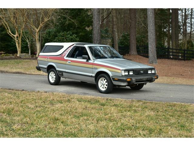 1984 Subaru Brat (CC-1460657) for sale in Youngville, North Carolina