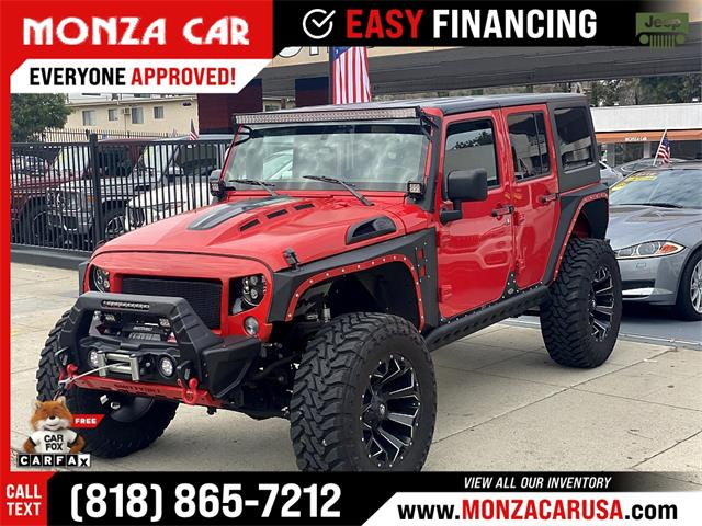 2018 Jeep Wrangler (CC-1466572) for sale in Sherman Oaks, California