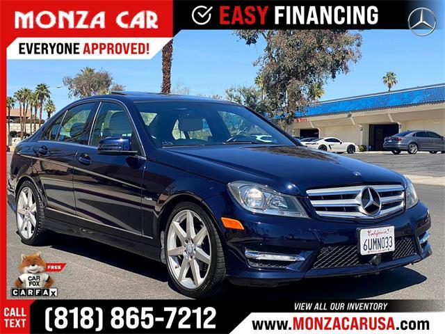 2013 Mercedes-Benz C250 (CC-1466579) for sale in Sherman Oaks, California