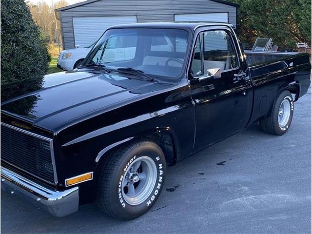 1984 Chevrolet C10 (CC-1466583) for sale in Fletcher, North Carolina