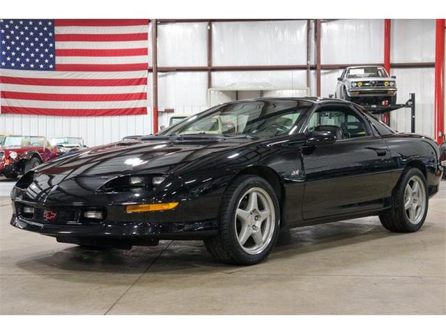 1996 Chevrolet Camaro (CC-1466597) for sale in Kentwood, Michigan