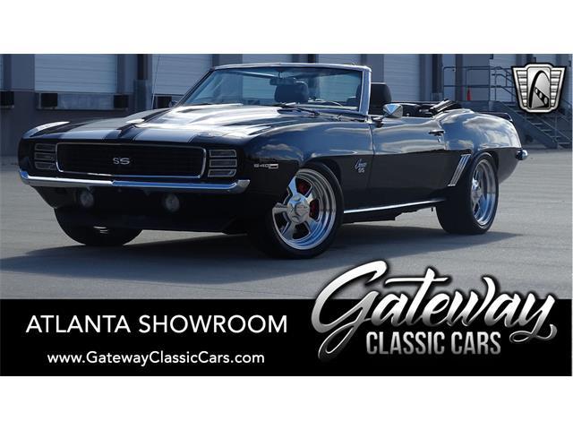 1969 Chevrolet Camaro (CC-1466599) for sale in O'Fallon, Illinois
