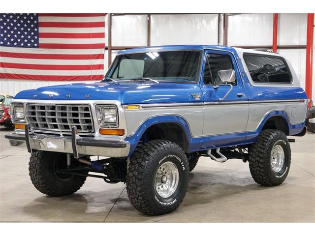 1979 Ford Bronco (CC-1466600) for sale in Kentwood, Michigan