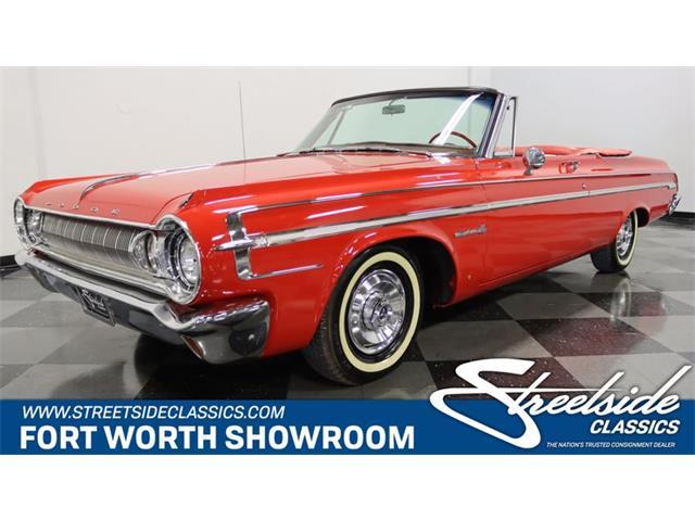 1964 Dodge Polara (CC-1466601) for sale in Ft Worth, Texas