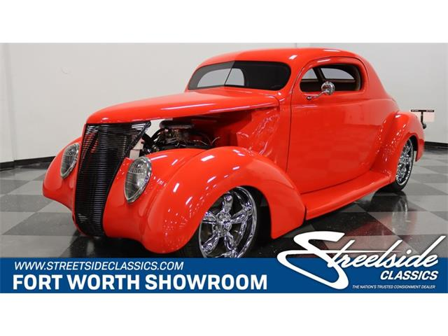 1937 Ford 3-Window Coupe (CC-1466605) for sale in Ft Worth, Texas