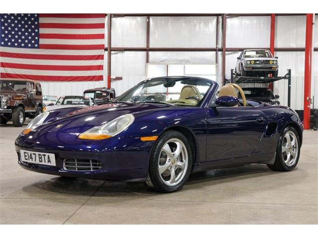 2001 Porsche Boxster (CC-1466608) for sale in Kentwood, Michigan