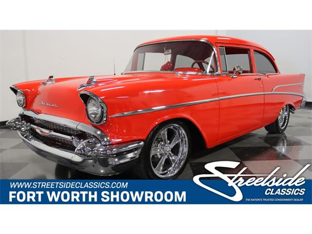 1957 Chevrolet 210 (CC-1466609) for sale in Ft Worth, Texas