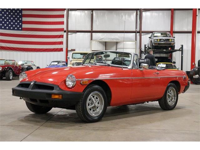 1976 MG MGB (CC-1466611) for sale in Kentwood, Michigan