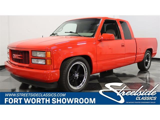 1995 GMC Sierra (CC-1466613) for sale in Ft Worth, Texas