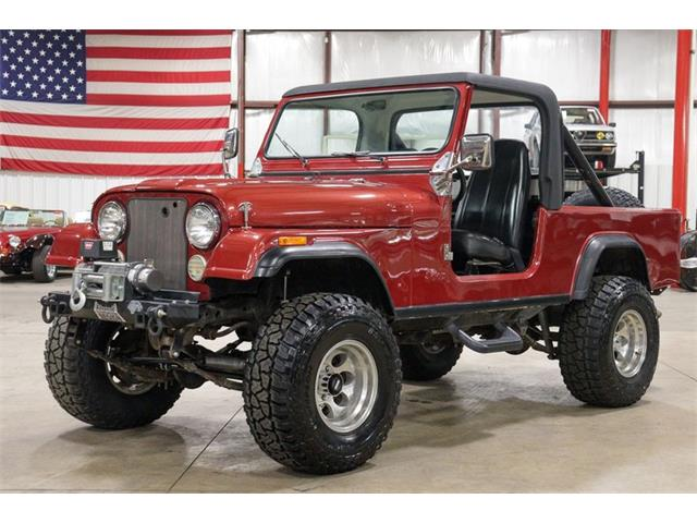 1982 Jeep CJ8 Scrambler (CC-1466614) for sale in Kentwood, Michigan