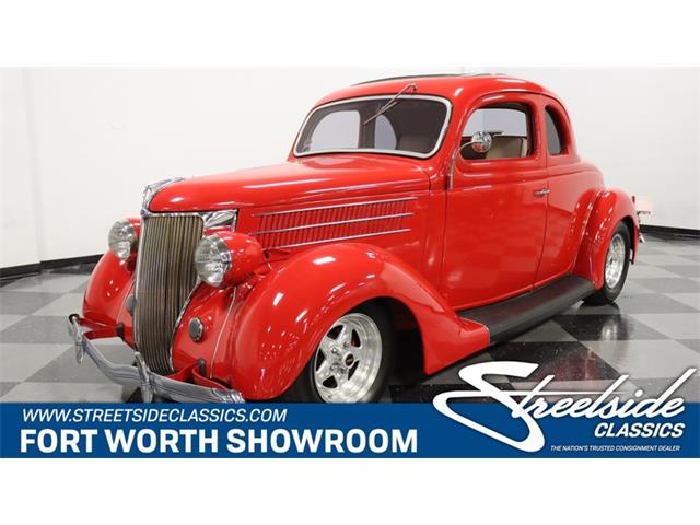 1936 Ford 5-Window Coupe (CC-1466617) for sale in Ft Worth, Texas