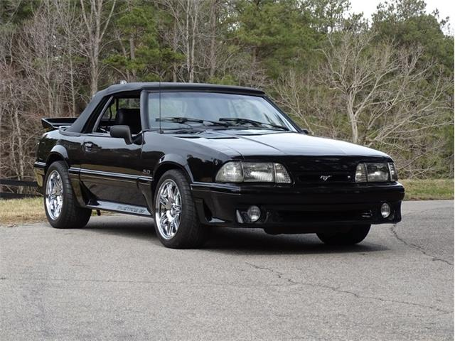 1989 Ford Mustang (CC-1460662) for sale in Youngville, North Carolina